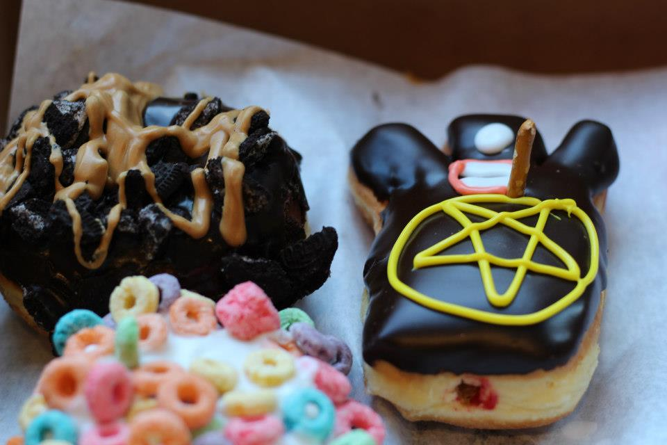 Is there a voodoo donuts in seattle