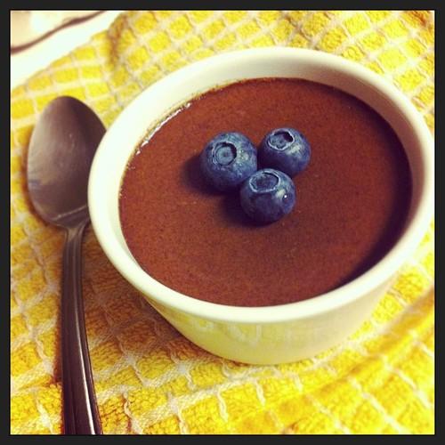 pots de creme chocolate espresso